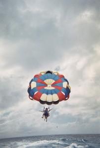 tandem parasail